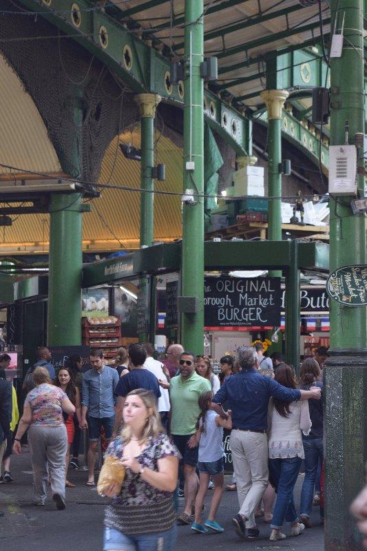 Walk through the market..