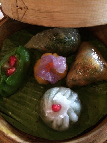 Dimsums at Flavours of China