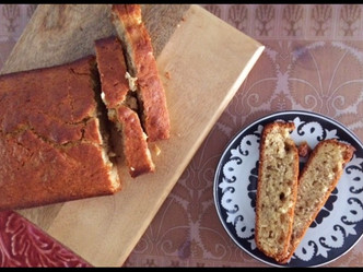 Boost your energy with Banana Bread..