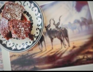 Almond flour Brownies...just irresistable!