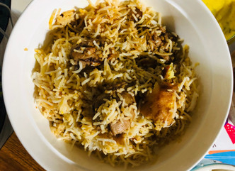 Murgh Biryani ....for lazy holidays