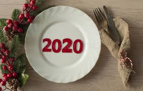 What's on your plate ? It's 2020!