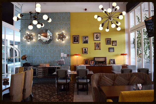 Revisiting the Golden Age of Lebanon at Ayam Elezz @ The Mall, Dubai