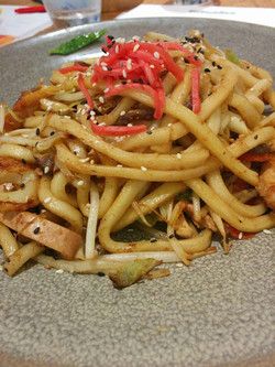 Wagamama for old times sake!