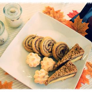 Tempting Autumn Desserts in Dubai at Spontiphoria Cafe