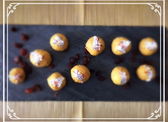 Besan Ladoos ..an anytime and all time favourite