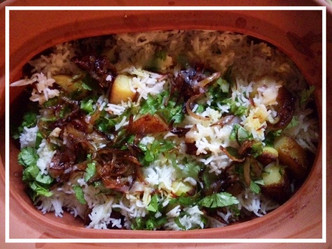 The King of Zaiqa- The Timeless Biryani