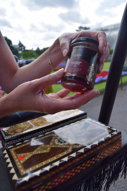 Pepper and Strawberry Jam at Kew