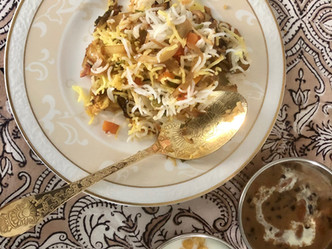 The Humble Biryani for Midweek Meals