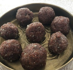 Reach out for an Alive or Halim Ladoo to boost your Iron levels