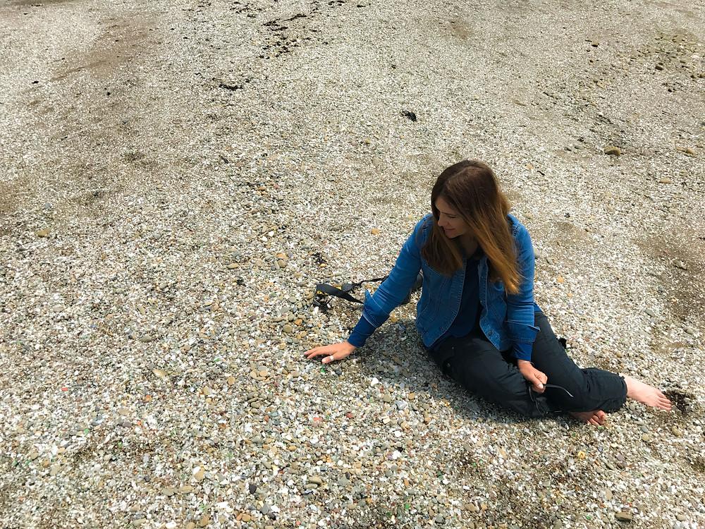 Glass Beach Fort Bragg, California