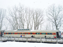 All Aboard the Cuyahoga Valley Scenic Railroad
