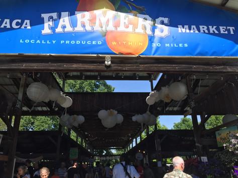 Exploring Ithaca Farmers Market