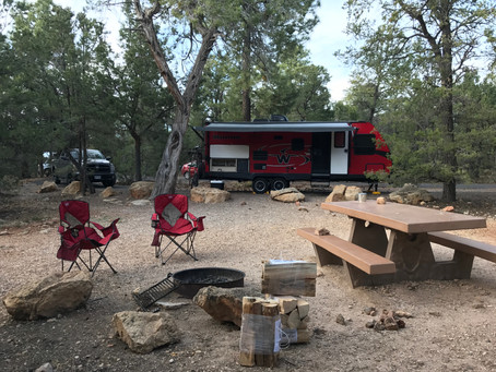 Mather Campground Grand Canyon National Park