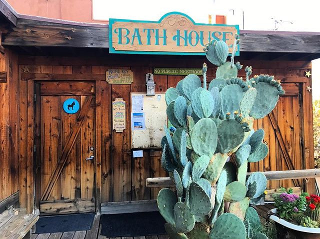Coyote Corner Bathhouse