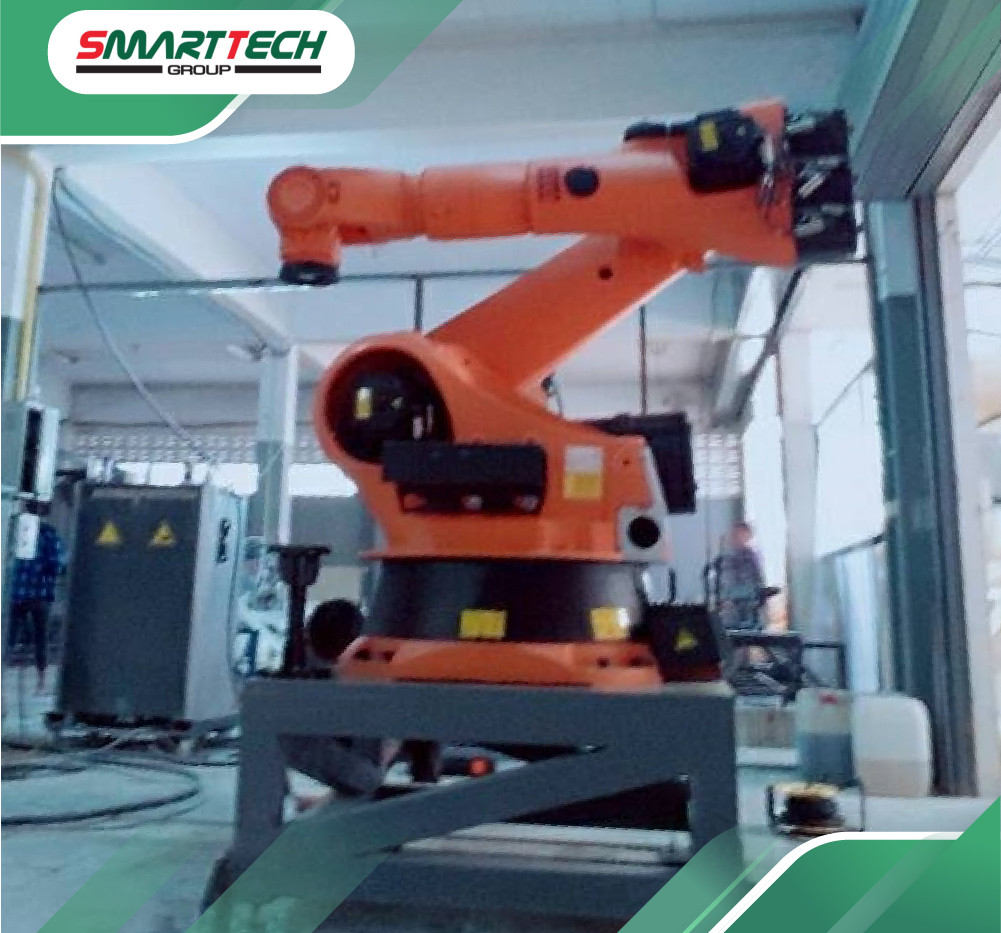 CT_SmartTech_รับติดตั้ง robot cutting au