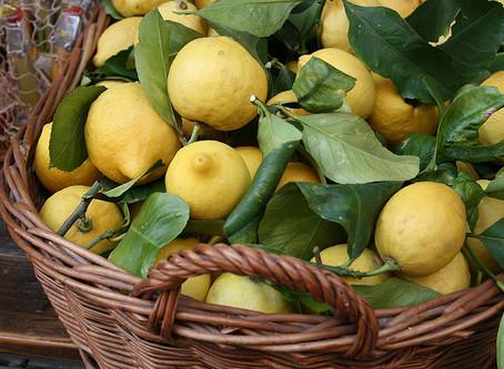 Life Handed Me a Bushel of Lemons