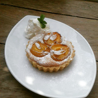 #Roast #apricot and #almond #tarts  i did for #Sussexlife #magazine about a year ago.jpg
