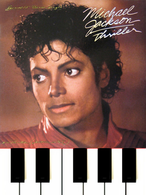 Thriller - Michael Jackson Sheet Music