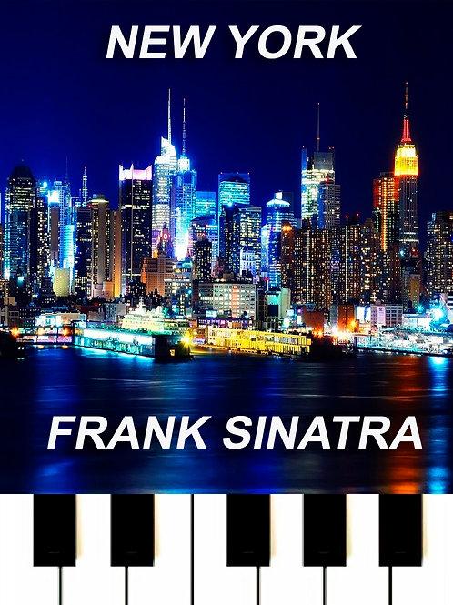 Frank Sinatra New York, New York MIDI