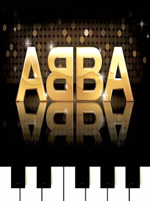 ABBA - Gimme! Gimme! Gimme! MIDI