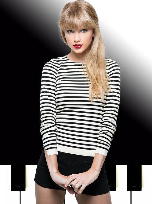 Taylor Swift - Right Where You Left Me MIDI