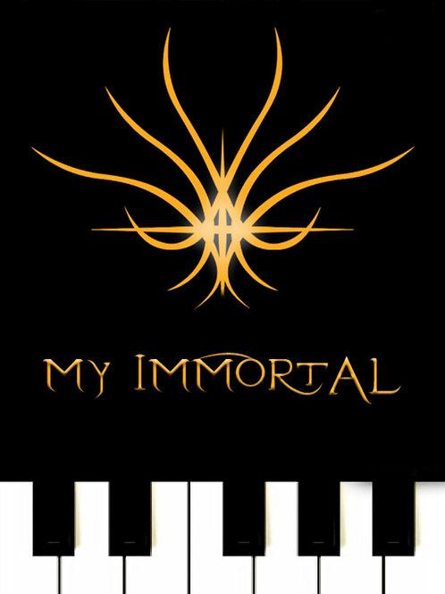 Evanescence - My Immortal MIDI