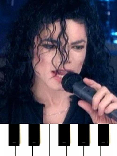 Michael Jackson - Give Into Me Sheet Music