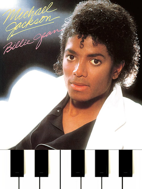 Michael Jackson - Billie Jean Sheet Music