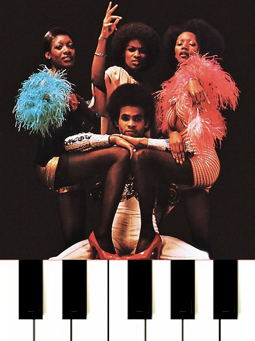 Boney M Daddy Cool Sheet Music