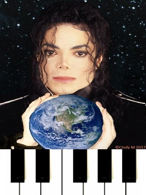 Michael Jackson - Heal The World MIDI
