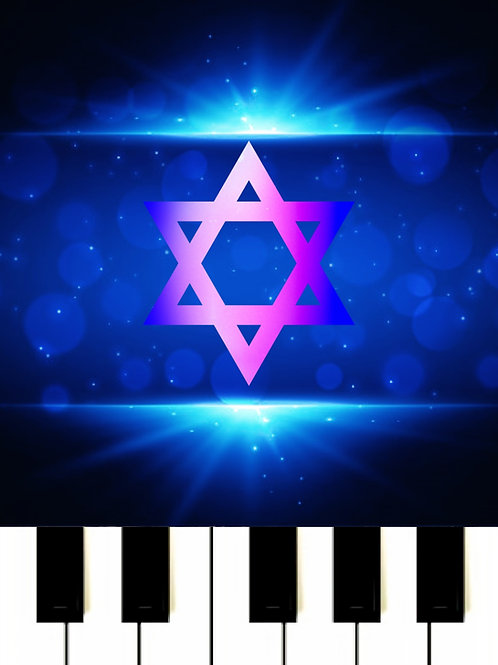 National Anthem of Israel MIDI