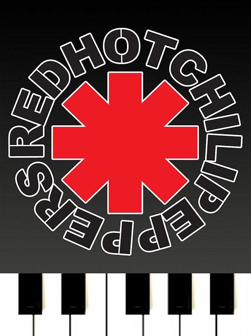 Red Hot Chili Peppers - Dark Necessities MIDI