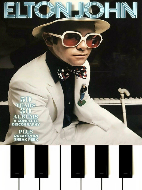 Elton John - Sacrifice Sheet Music