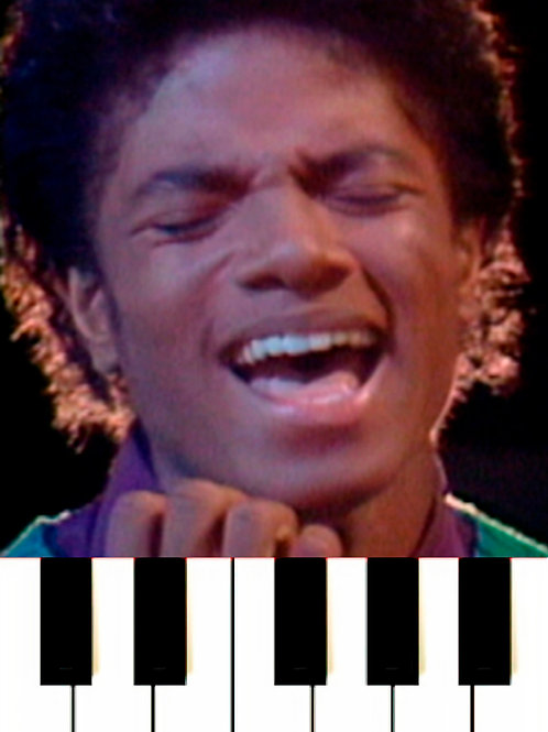 She's Out of My Life - Michael Jackson Sheet Music