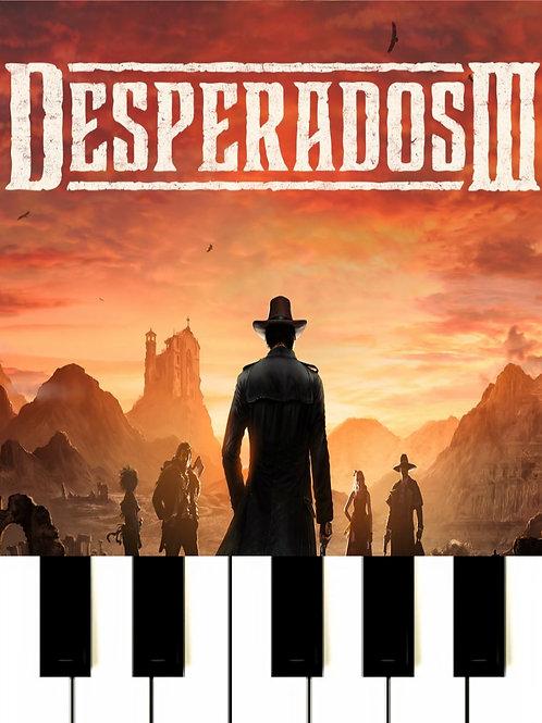 Desperados 3 | Bad Things - Summer Kennedy MIDI