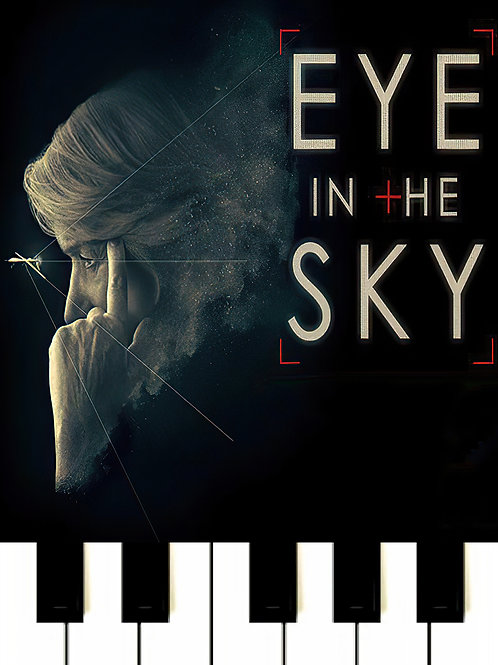 The Alan Parsons Project- Eye in the Sky MIDI