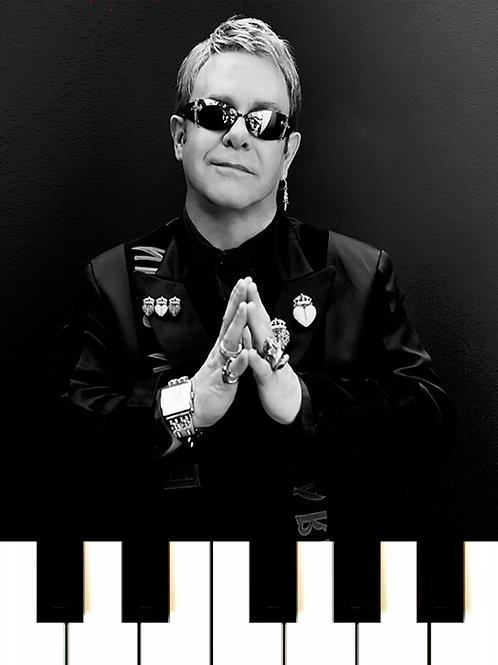 Elton John - Club At The End Of The Street MIDI