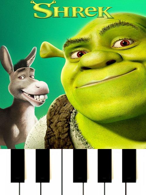 Shrek Fairytale MIDI