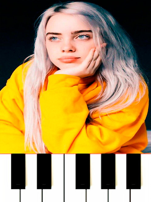 Billie Eilish - Bad Guy MIDI