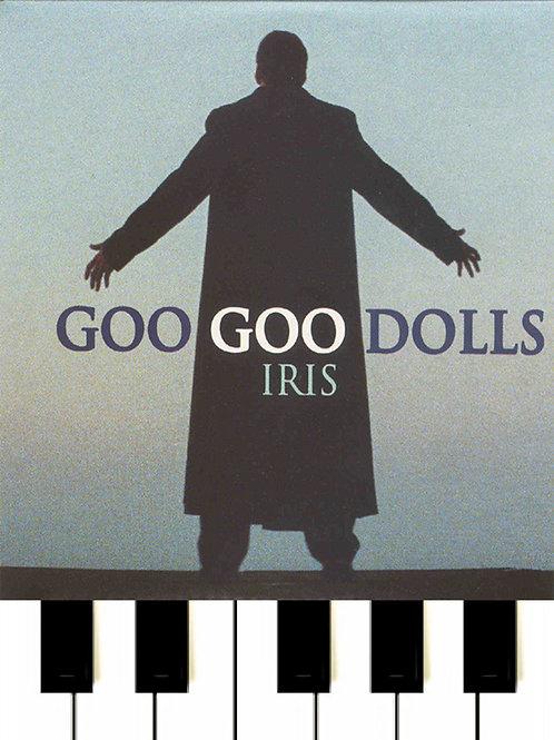 Goo Goo Dolls - Iris MIDI