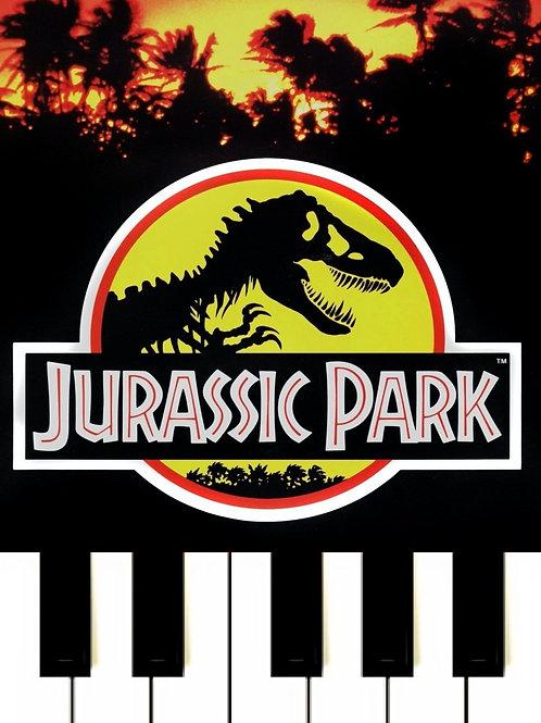 Jurassic Park Theme Sheet Music