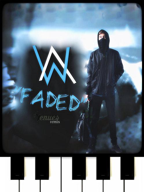 Alan Walker - Faded MIDI