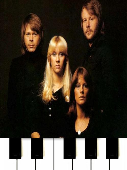ABBA - Mamma Mia MIDI