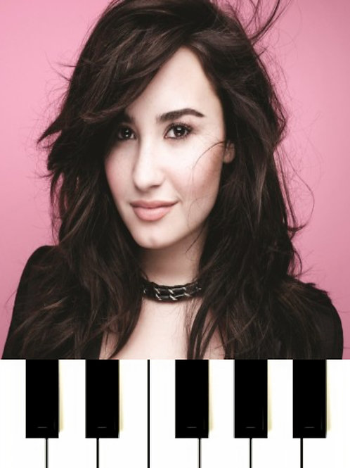 Demi Lovato - Anyone Sheet Music