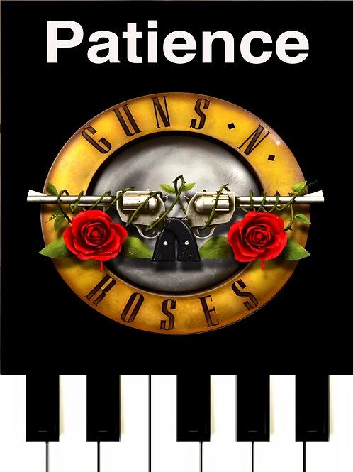 Guns N' Roses - Patience Sheet Music