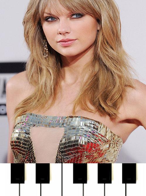 Taylor Swift - Blank Space MIDI