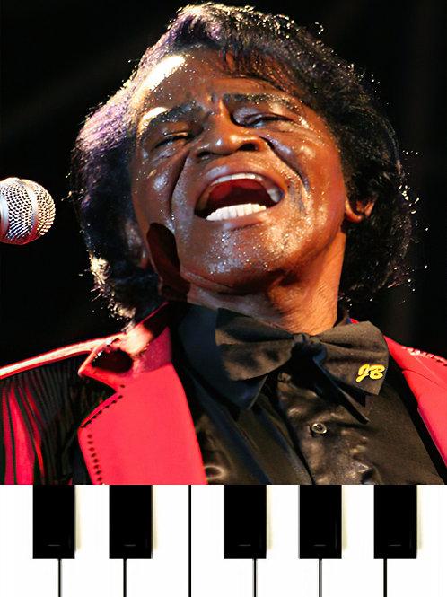 James Brown - It's A Man's Man's Man's World MIDI