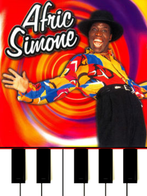 Hafanana - Afric Simone Sheet Music