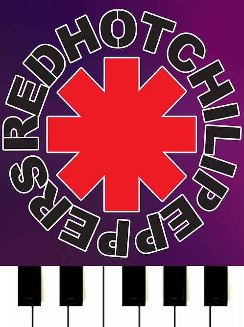 Red Hot Chili Peppers - Under The Bridge MIDI